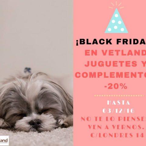 Black Friday en Vetland